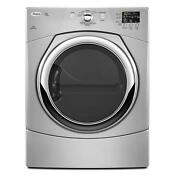 Whirlpool Wgd9371yl 27 Gray 6 7 Cu Ft Gas Dryer W Steam Cycle 9274