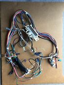 Dishwasher Parts Maytag Wiring Harness And Door Latch From Mdb7100aww