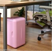 Mobicool F16 Ac Thermoelectric Mini Fridge Pink