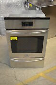 Frigidaire Ffgw2415qs 24 Stainless Single Gas Wall Oven Nob 13775