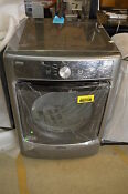 Maytag Med5500fc 27 Titanium Front Load Electric Dryer Nob 14407 T2 Clw