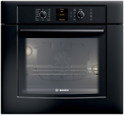 Bosch Hbl5460uc 30 Black Single Electric Convection Wall Oven Nib 13387