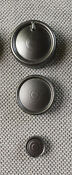 Bosch Thermador Oven Control Timer Knob Button Set 14 37 389 00411363 00411364