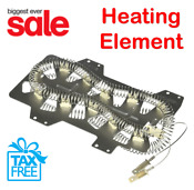 Samsung Heating Element Dryer Heater Dv Replacement Parts Dc47 00019a Silver