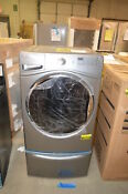 Whirlpool Wfw85hefc 27 Chrome Shadow Front Load Washer Nob 18639