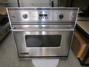Viking Professional Series Veso 30 Convection Self Clean Wall Oven