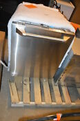 Ge Zdt870spfss 24 Stainless Fully Integrated Dishwasher Nob 19417