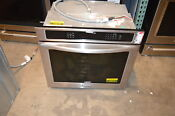 Kitchenaid Kebs109bss 30 Stainless Single Electric Wall Oven Nob 19572