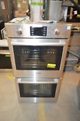Bosch Hbn5651uc 27 Stainless Double Electric Wall Oven Nob 19566