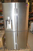 Samsung Rf34h9960s4 36 Stainless French Door Refrigerator Nob 19591 Clw