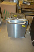 Ge Zdt870spfss 24 Stainless Fully Integrated Dishwasher Nob 19704