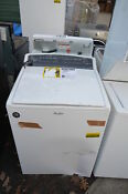 Whirlpool Wtw7040dw 28 White Top Load Washer Nob 20155 T2