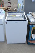 Whirlpool Wtw7300dw 28 White Top Load Washer Nob 16163 T2