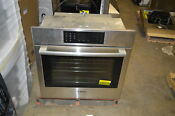 Bosch Hblp451uc 30 Stainless Single Electric Wall Oven Nob 21233