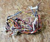 316580474 Frigidaire Electric Range Main Top Wire Harness