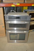 Jenn Air Jmw2330ws 30 Stainless Microwave Oven Wall Oven Nob 1566