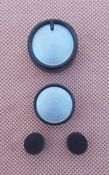 Bosch Thermador Oven Control Timer Knob Button Set 14 37 389 14 37 39 0411363