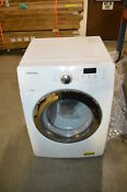 Samsung Dv365gtbgwr 27 White Front Load Gas Dryer Nob 22056 Clw