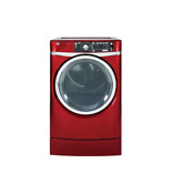 Ge Gfdr485efrr 28 Ruby Red Front Load Electric Dryer Nib T2 22546