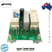 Genuine Smeg Oven Relay Electronic Control Board 811650197 Same Day Shipping