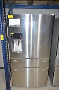 Samsung Rf28hmedbsr 36 Stainless 4 Door French Door Refrigerator Nob 13033 Clw