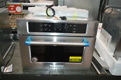 Kitchenaid Kmbs104ess 24 Stainless Built In Microwave Oven Nob 23120