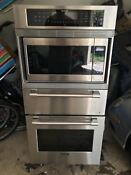 Thermador 27 Electric Oven Micro Wave Heated Drawer Combo