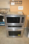 Frigidaire Fgmc2765pf 27 Stainless Combination Wall Oven Nob 18113