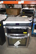 Whirlpool Woc54ec0as 30 Stainless Microwave Combo Wall Oven Nob 23874