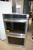 Jenn Air Jjw3830ds 30 Stainless Double Electric Wall Oven Nob 24730
