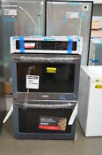 Frigidaire Fget3065pd 30 Black Stainless Double Wall Oven Nob 24604 Hl