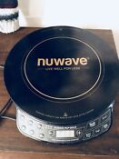Nuwave Pic Gold 12 Induction Cooktop With 1 Burner Portable Burner Range