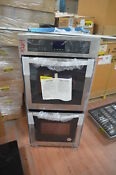 Whirlpool Wod51es4es 24 Stainless Double Electric Wall Oven Nob 27881 Hl