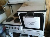 Vintage Hotpoint Stove