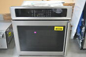 Frigidaire Fgew276spf 27 Stainless Single Electric Convection Wall Oven 29061
