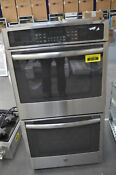 Ge Jk5500sfss 27 Stainless Double Electric Wall Oven Convection 30114 Hrt
