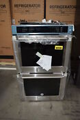 Kitchenaid Kode500ess 30 Stainless Double Electric Wall Oven Nob 30754 Mad