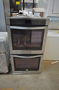 Whirlpool Wod51ec7as 27 Stainless Double Electric Wall Oven Nob T 2 14697