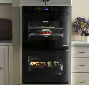 Dacar Distinctive Dto227b 27 Double Electric Convection Wall Oven 30309 Hrt