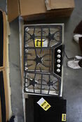 Thermador Sgsx365fs 36 Stainless 5 Burner Gas Cooktop Nob 33338 Hrt