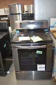 Lg Lre3061bd 30 Black Stainless Freestanding Electric Range 33877 Mad