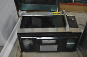 Ge Monogram Zsa1202rss 30 Stainless Over The Range Microwave Nob 37586 Hrt