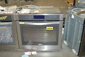Whirlpool Wos97es0es 30 Stainless Single Electric Wall Oven Nob 35285 Hrt