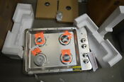 Ge Jgp3030slss 30 Stainless Natural Gas Cooktop Nob 34314 Mad