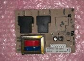 General Electric Range Control Board Part Wb27k5072r Wb27k5072