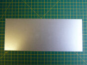 Universal Delonghi Microwave Waveguide Cover For 300mm X 125mm Cut To Size