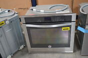 Whirlpool Wos51ec0as 30 Stainless Single Electric Wall Oven Nob 31008 Hrt