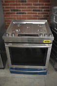 Jenn Air Jds1450fs 30 Stainless Gas Range Nob 39465 Mad