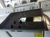 Thermador 30 Electric Smoothtop Glass Cooktop Used Warranty Cer30qb