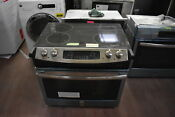 Ge Jd630sfss 30 Stainless Drop In Electric Range Nob 33558 Clw